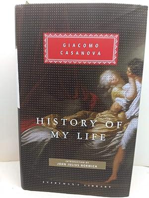 History of My Life: Giacomo Casanova, Chevalier