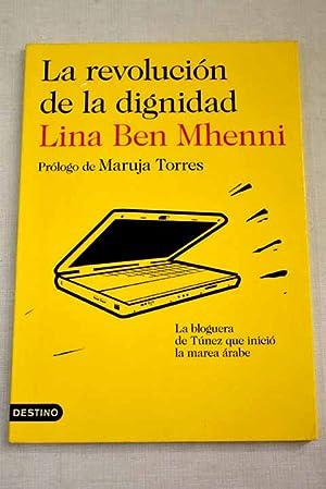 La revolución de la dignidad: la bloguera: Ben Mhenni, Lina