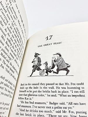 FANTASTIC MR. FOX: Dahl, Roald