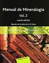 Manual mineralogía. II: Por C. KLEIN,
