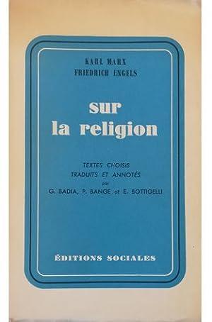 Sur la religion: Karl Marx, Friedrich