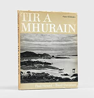 Tir A Mhurain: Outer Hebrides. With a: STRAND, Paul.