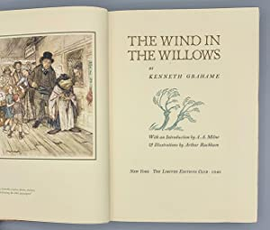 The Wind in the Willows: Grahame, Kenneth; [Bruce