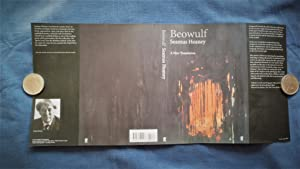 Beowulf *DUSTJACKET ONLY for First Edition*: SEAMUS HEANEY