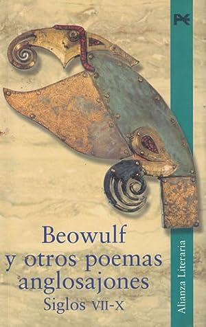 Beowulf y otros poemas anglosajones. Siglos VII-X: Lerate, Luis/ Lerate,