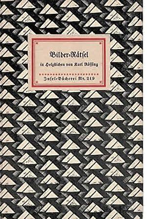 Bilder-Rätsel (IB 219).: Insel-Bücherei.