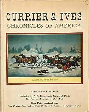 Currier & Ives chronicles of America: Color: Pratt, John Lowell
