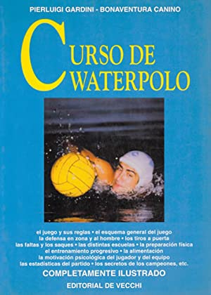 Imagen del vendedor de Curso de Waterpolo a la venta por Librería Cajón Desastre