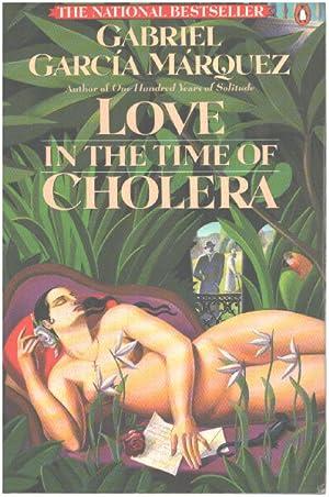 Love in the Time of Cholera: Marquez Gabriel Garcia