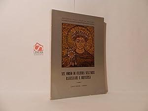 XIX corso di cultura sull'arte ravennate e