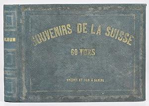 Souvenirs de la Suisse. Dessinés d'après nature.: BRIQUET ET FILS,
