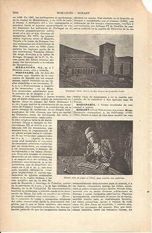 Imagen del vendedor de LAMINA 21303: Iglesia de San Miguel de Escalada, Leon a la venta por EL BOLETIN