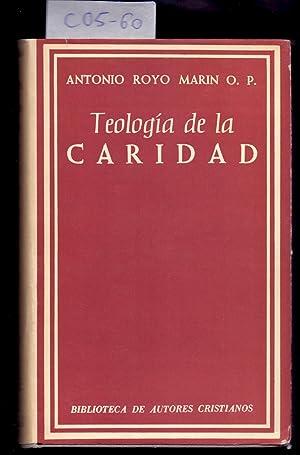 TEOLOGIA FR LA CARIDAD: Antonio Royo Marin,