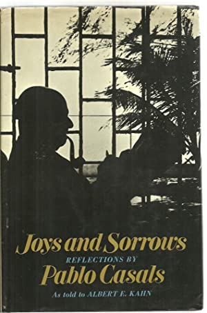 Joys and Sorrows - SIGNED COPY: Reflections by Pablo