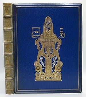 The Haggadah [Sangorski and Sutcliffe binding]: Arthur Szyk; Cecil