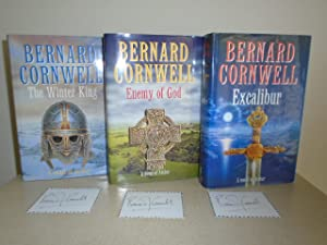 The Winter King + Enemy of God: Cornwell, Bernard