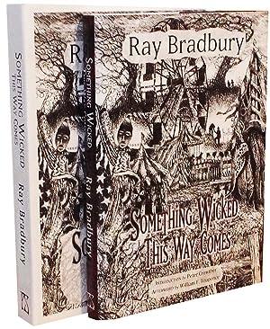 Something Wicked This Way Comes [Scarce Deluxe: Bradbury, Ray (Intro