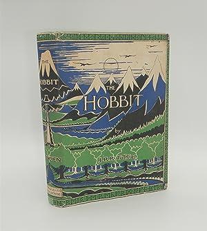 The Hobbit, 1st Edition, 2nd Impression: J.R.R. Tolkien