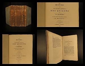 The History of the Ingenious Gentleman, Don: CERVANTES Saavedra, Miguel