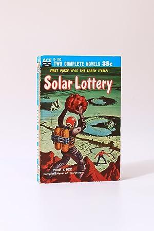 Solar Lottery / The Big Jump: Philip K. Dick