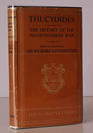 The History of the Peloponnesian War. Edited: THUCYDIDES