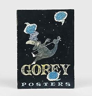 Gorey Posters.: GOREY, Edward.