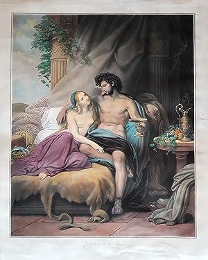 SAMSON E DALILA: JEAN PIERRE MARIE