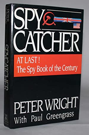 Spycatcher: Peter Wright with