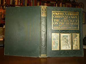 A Christmas Carol and the Cricket on: Dickens, Charles; Williams,