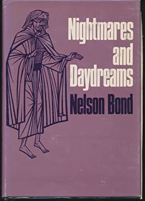 Nightmares and Daydreams w/SIGNED letterhead: Nelson Bond