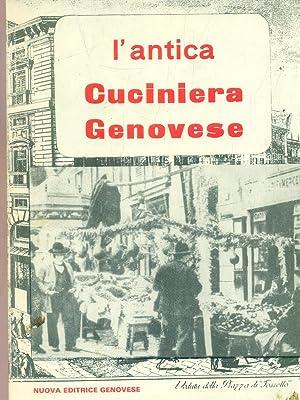 L'antica cuciniera genovese: aa.vv.