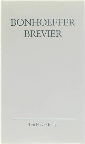 Bonhoeffer Brevier: Otto Dudzus