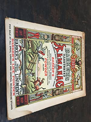 Barker's Illustrated Almanac Farmers Guide and Household