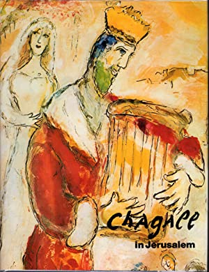 Chagall in Jerusalem (special Issue of the: Chagall, Marc) Venturi,