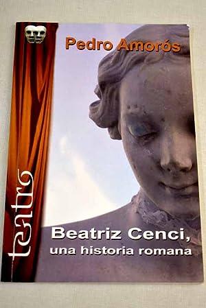 Beatriz Cenci, una historia romana: Amorós, Pedro