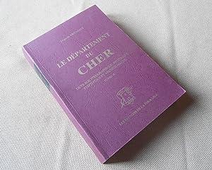 Le département du Cher , Ouvrage topographique: Auguste Frémont