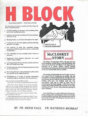 H Block: Hunter, John /