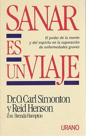 Sanar es un viaje: Simonton, Carl O/
