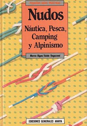 Imagen del vendedor de Nudos. Náutica, pesca, camping y alpinismo a la venta por Librería Cajón Desastre