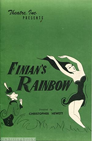 Finian's Rainbow, Directed by Christopher Hewett, Choreography by Patsy Swayze - Theatre, Inc., H...