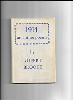 Seller image for 1914 and other poems for sale by Gwyn Tudur Davies