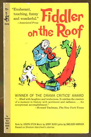 Fiddler on the Roof: Stein, Joseph