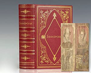 The Works of William Shakespeare. Life, Glossary,: Shakespeare, William