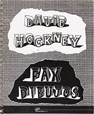 Fax Dibujos: HOCKNEY, David
