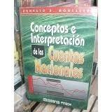 Conceptos E Interpretacion De Las Cuentas Nacionales: VVAA