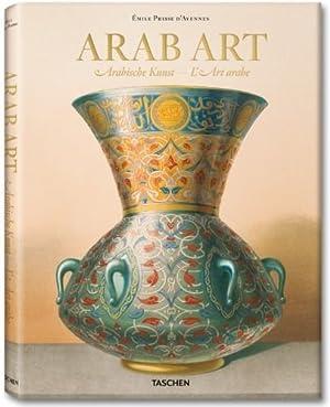 Arab Art Arabische Kunst L'art Arabe (cartone): D'AVENNES EMILE PRISSE