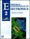 Principios Fundamentales De Electronica 2 - Gil: GIL PADILLA ANTONIO