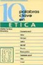 10 Palabras Clave En Etica - Cortina: CORTINA ADELA