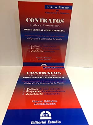 Guia De Estudio Contratos Civiles Y Comerciales: Miguel Angel Font