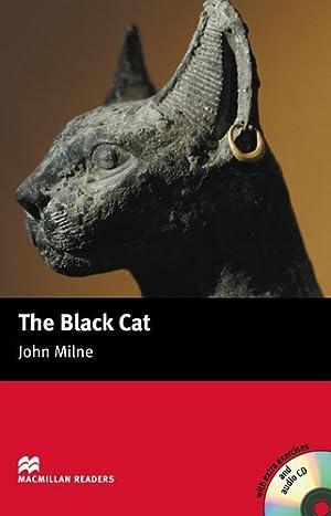 The Black Cat With Cd: Milne, John